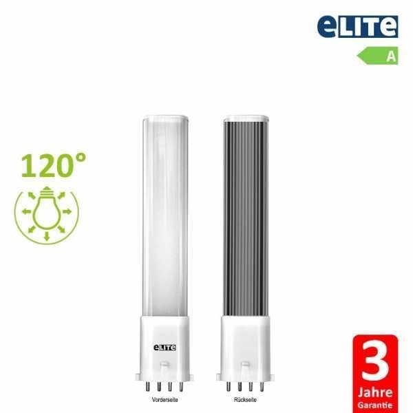 LED Lampe 2G7, 5W 15cm 450lm, 3000K Warmweiß CRI: 830