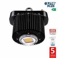 LED Hallentiefstrahler 100W 6500K 11000lm eLITe+
