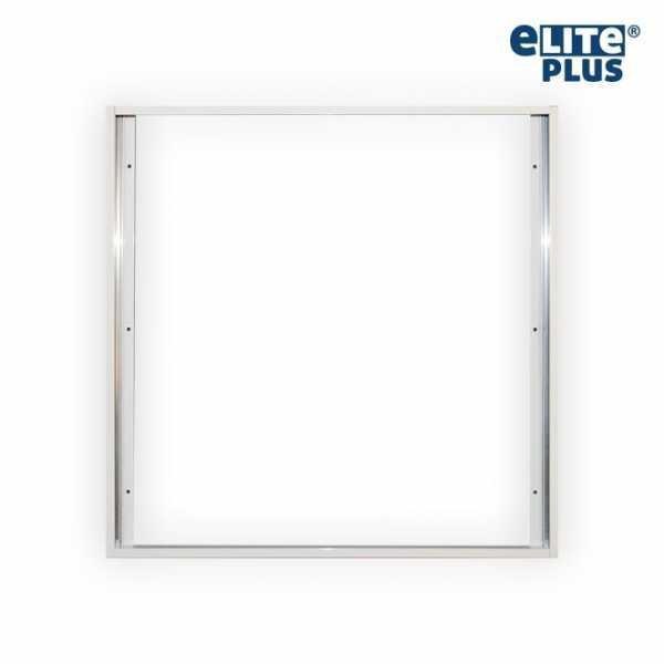 Rahmen Halterung für LED Panel 60x60cm weiss