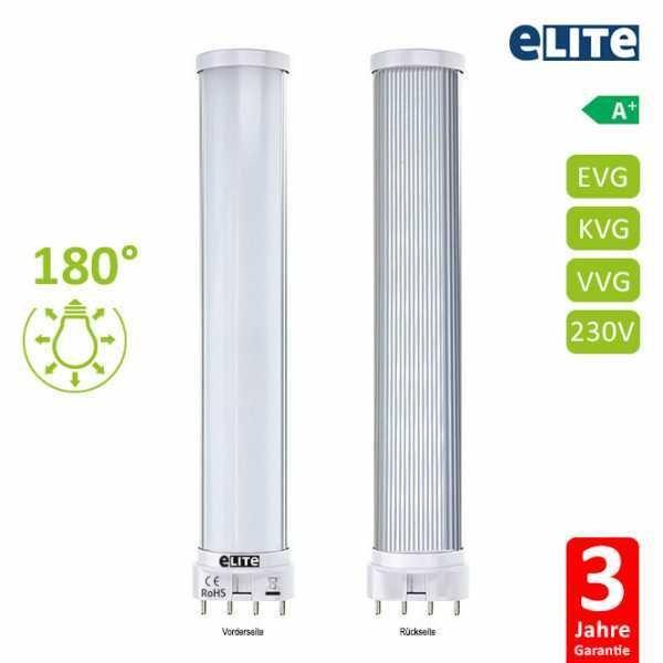 LED Lampe 2G11, 12W 32,7cm 1320lm, 6500K Tageslichtweiß CRI: 865